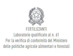 laboratorio analisi Fertilizzanti